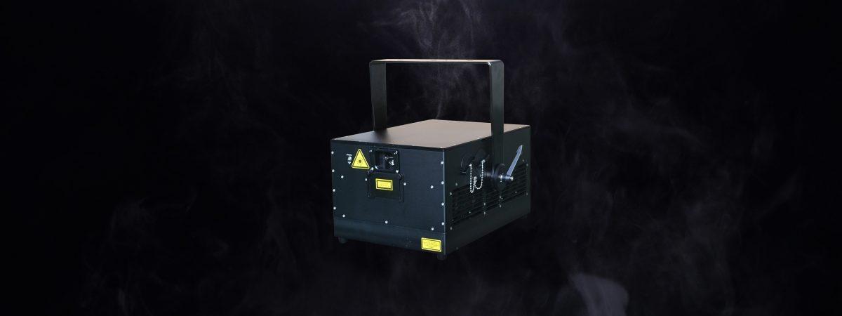 防护等级为IP65户外全彩激光灯33瓦和全彩22瓦